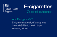 New UK report : Vaping is 95% less harmful than smoking